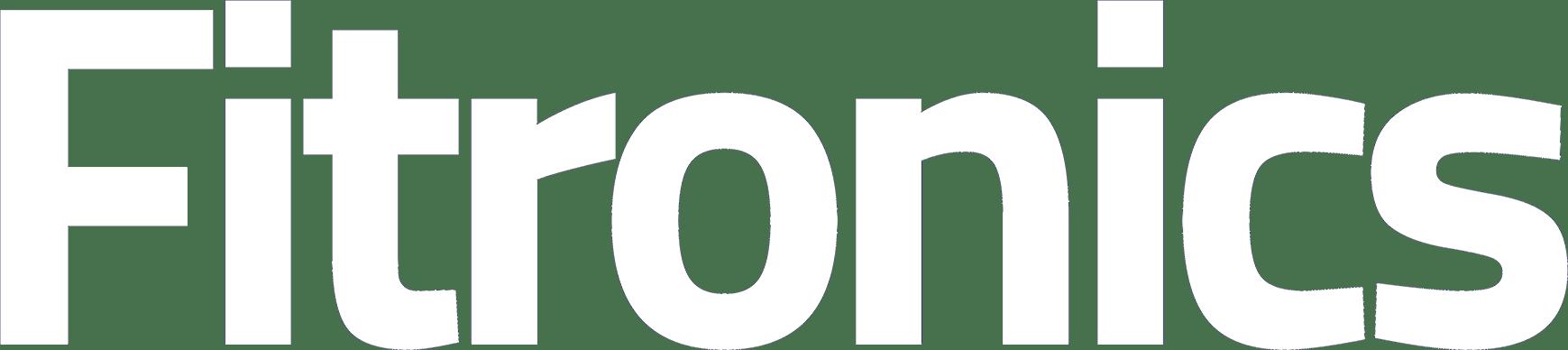 Fitronics company logo