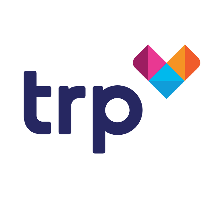 TRP company logo